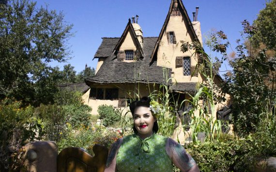 The Witch House of Beverly Hills