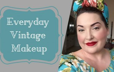 Everyday Vintage Makeup
