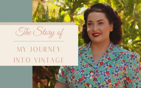 My Vintage Journey