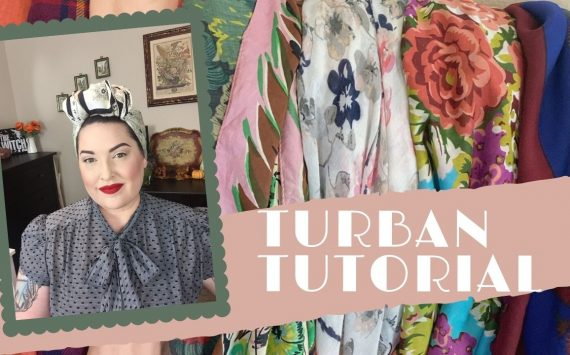 Turban Tutorial – Six Different Styles