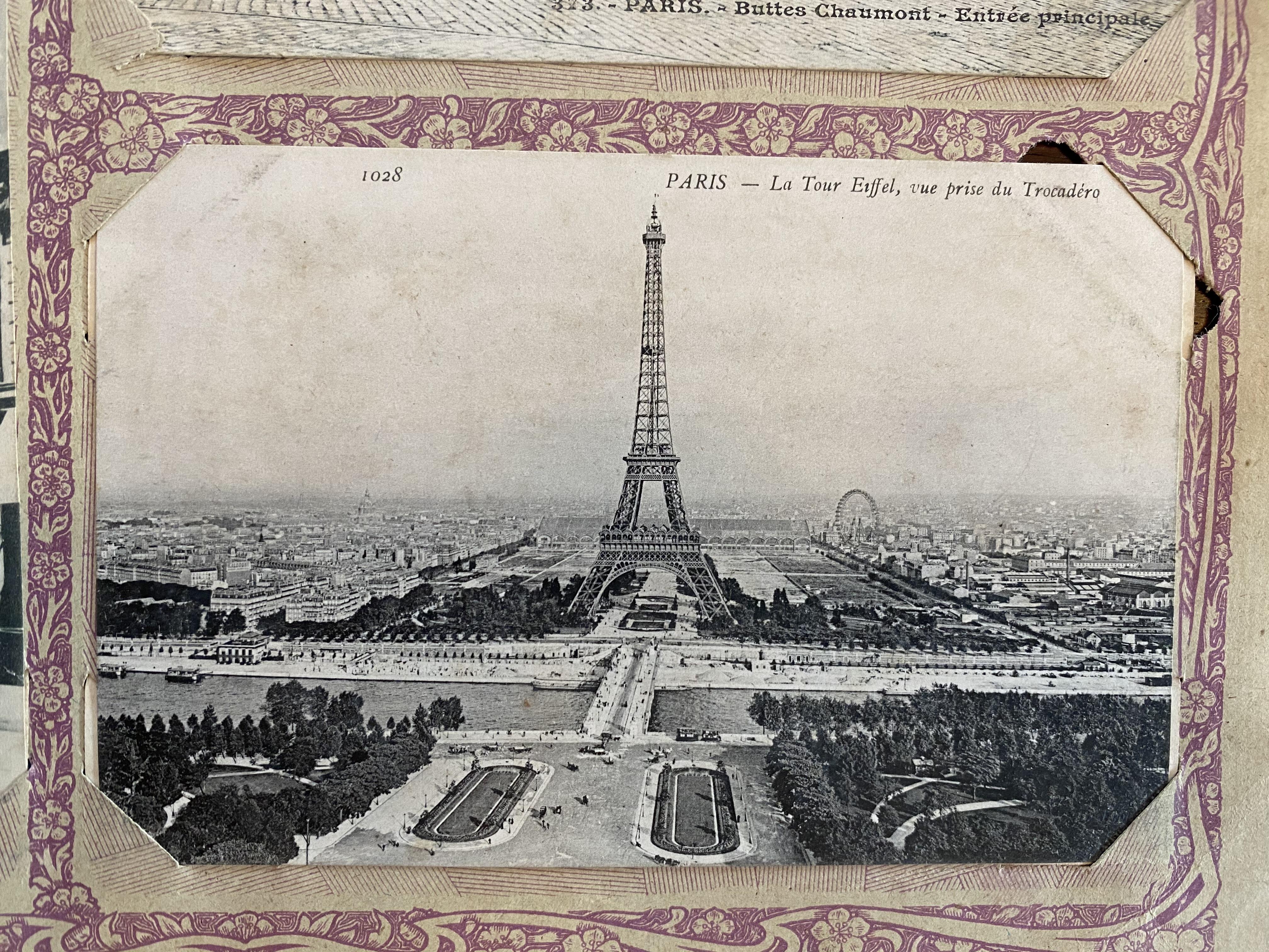 Cartes Postales de Paris