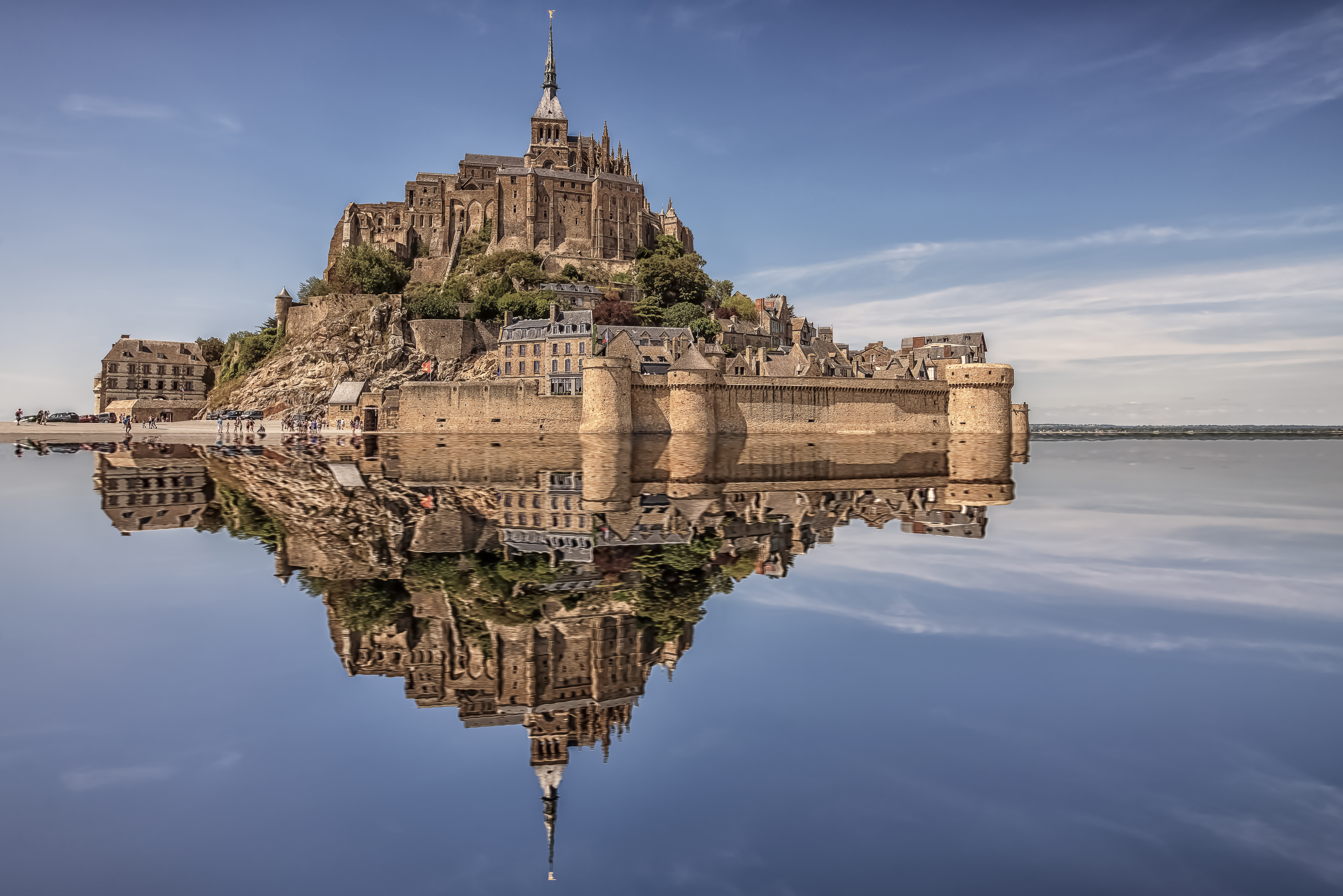 Mont St. Michel ~ A Look Back