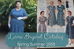 Lane Bryant Catalog – Spring/Summer 1956