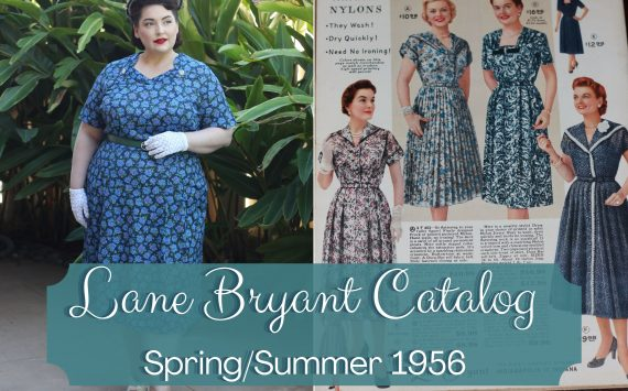 Lane Bryant Catalog – Spring/Summer 1956