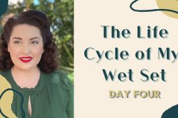 The Life Cycle of My Wet Set – Day Four *Updated Video Version*