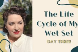The Life Cycle of My Wet Set – Day Three *Updated Video Version*
