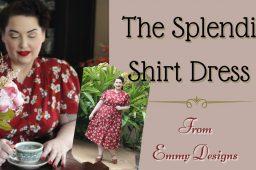 The Splendid Shirt Dress from Emmy Designs