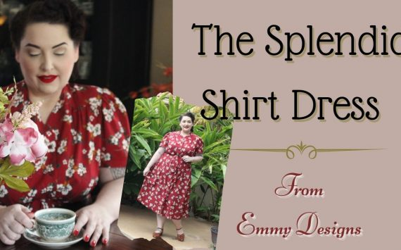 The Splendid Shirt Dress from Emmy Designs