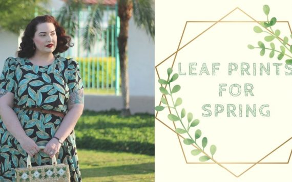 Leaf Prints for Spring