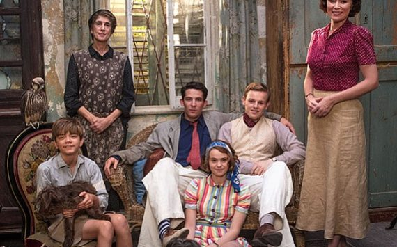Favorite TV Shows for Vintage Style Inspiration – The Durrells in Corfu