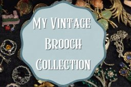 My Vintage Brooch Collection